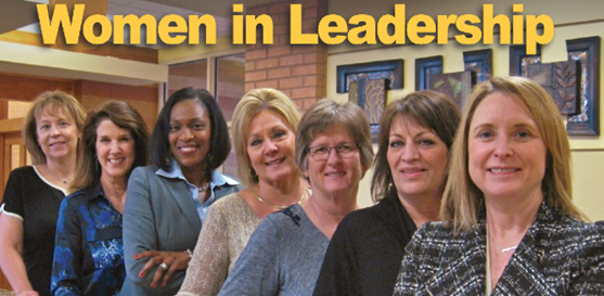 Superintendent Dr. Sheila Harrison-Williams featured in IASA Leadership Matters magazine
