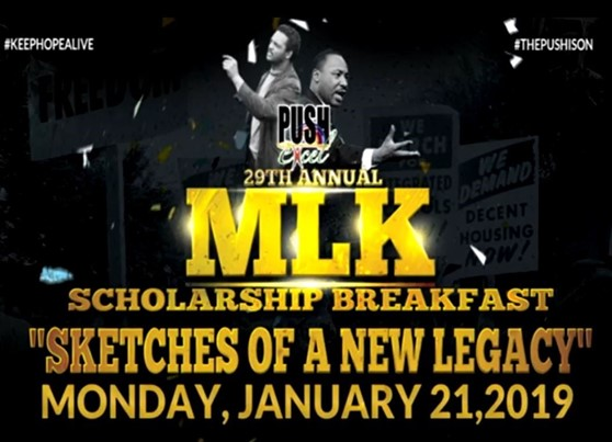 Superintendent Williams will be honored at the upcoming MLK Scholarship Breakfast
