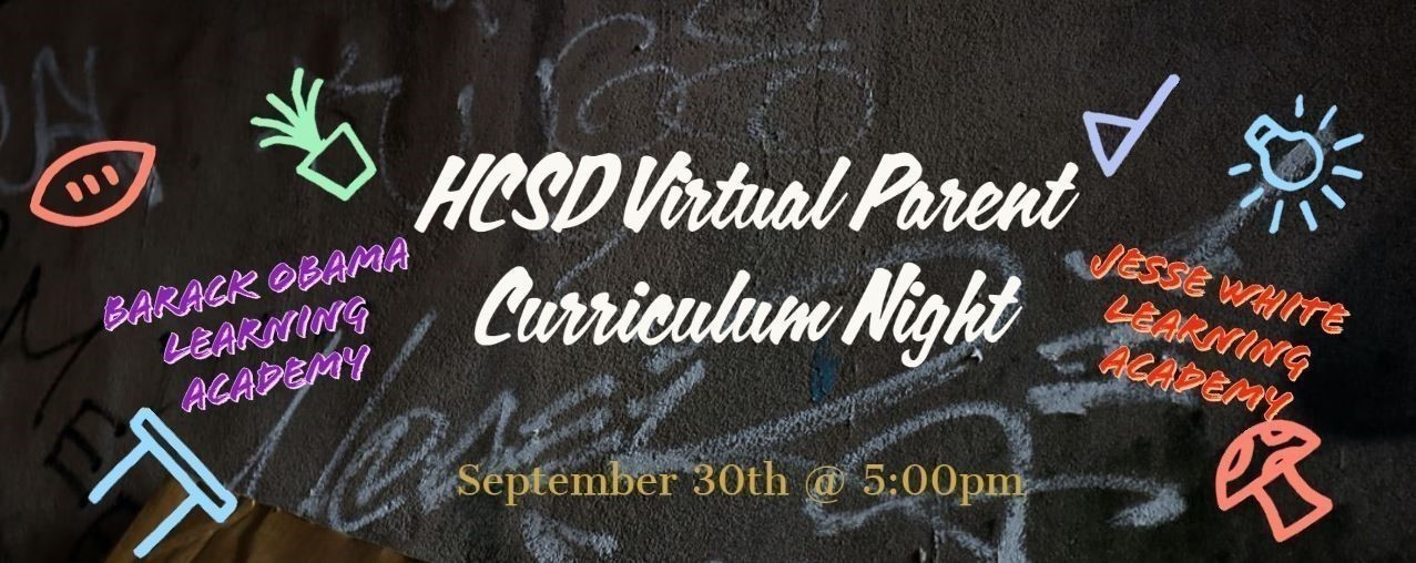 Virtual Curriculum Night was fantastic!