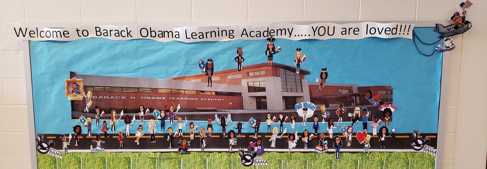 Barack Obama Learning Academy