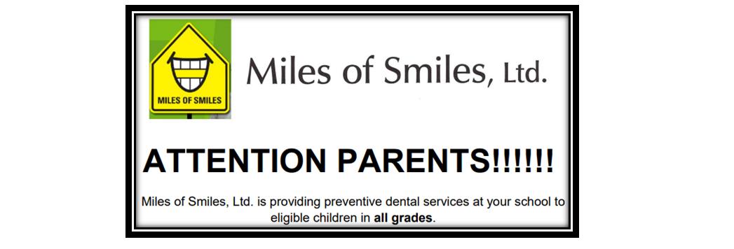 Miles Of Smiles - Dental