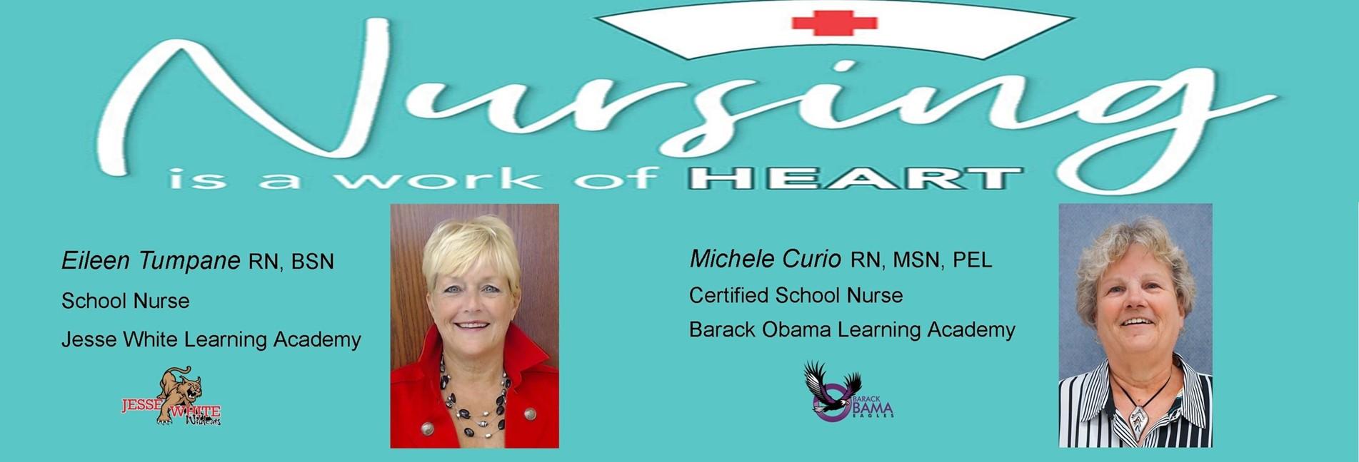 We Love our nurses!