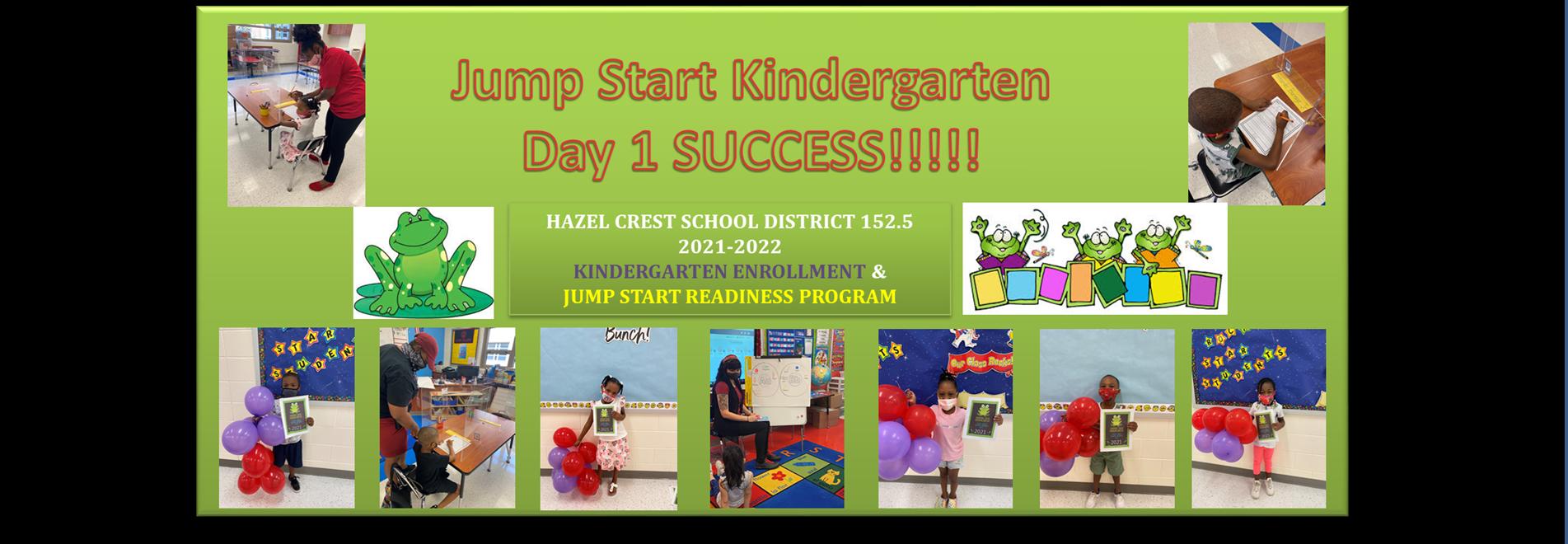 Jump Start Readiness - Monday, July 26